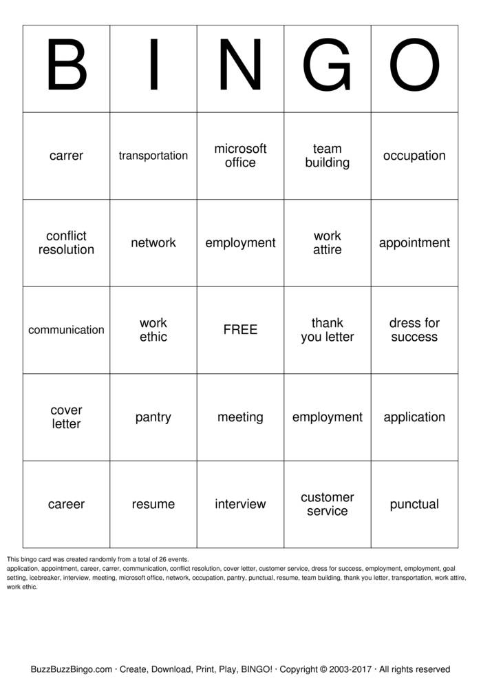 Edsi Bingo Bingo Cards To Download Print And Customize