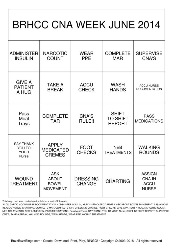 Download m Bingo Cards