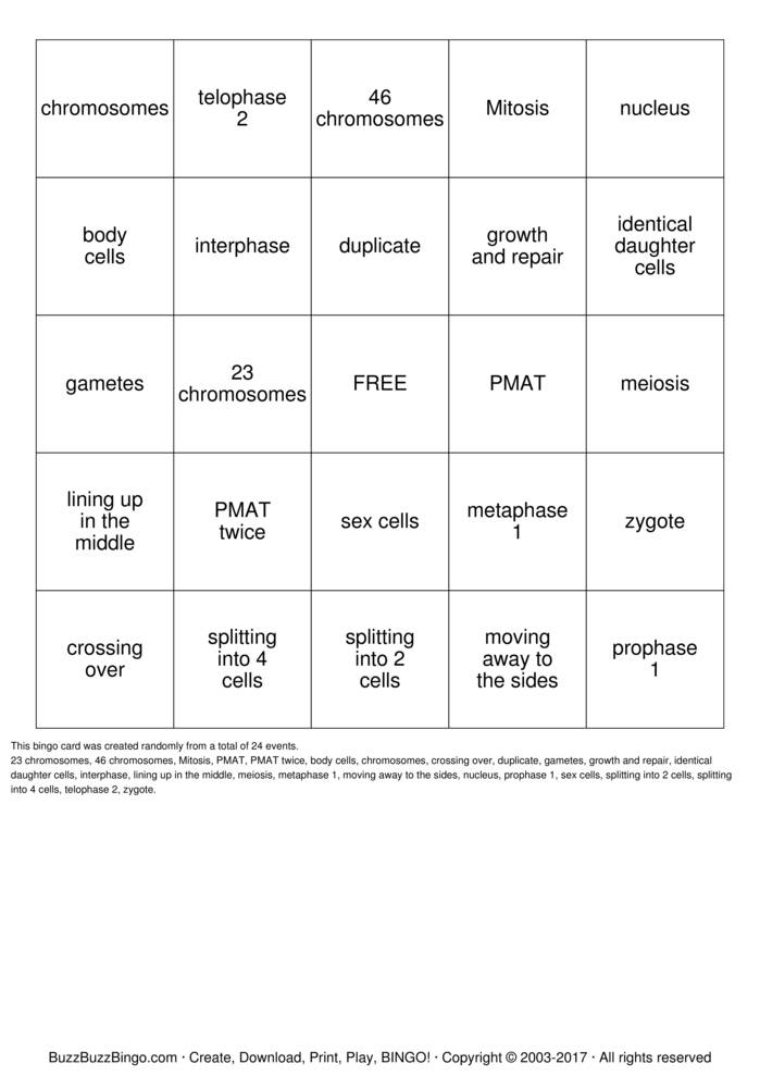 Download Cali Move Bingo Cards