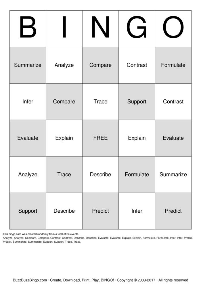 Worksheet Genius Bingo Livinghealthybulletin