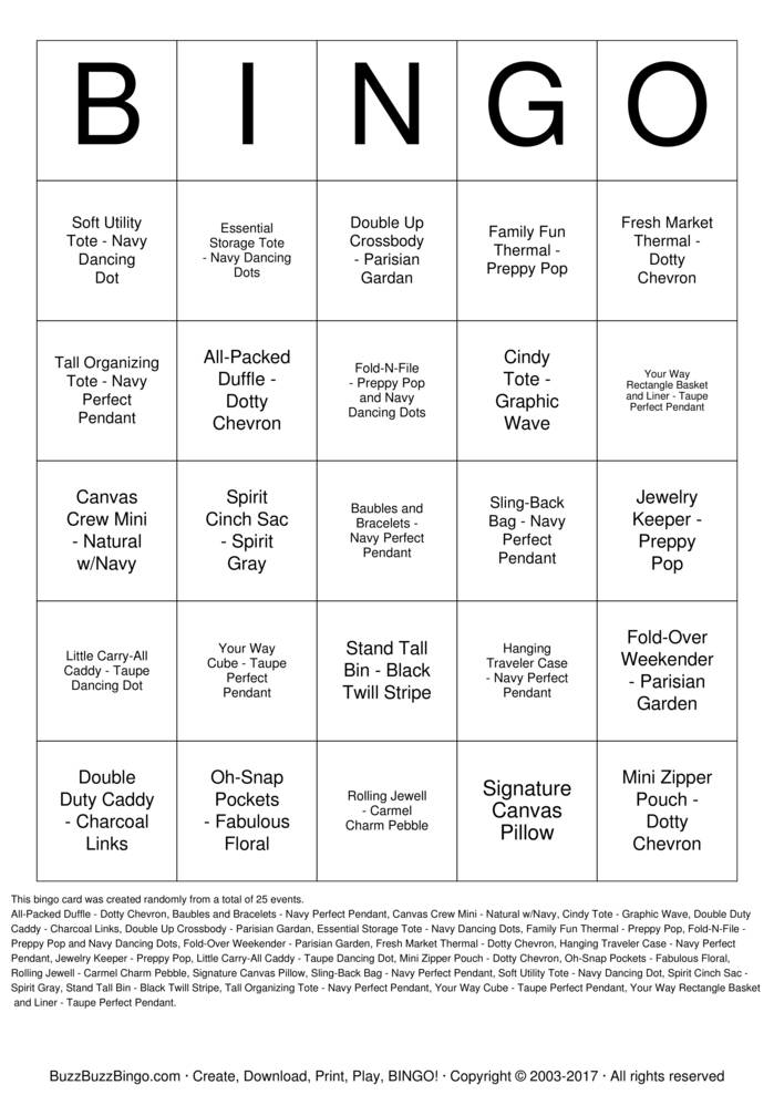 Bride Bingo Cards To Download Print And Customize