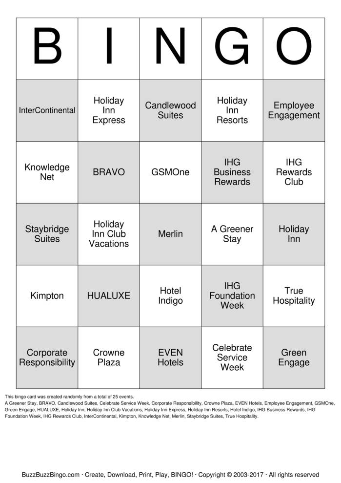 Download GSM Bingo Bonanza Bingo Cards