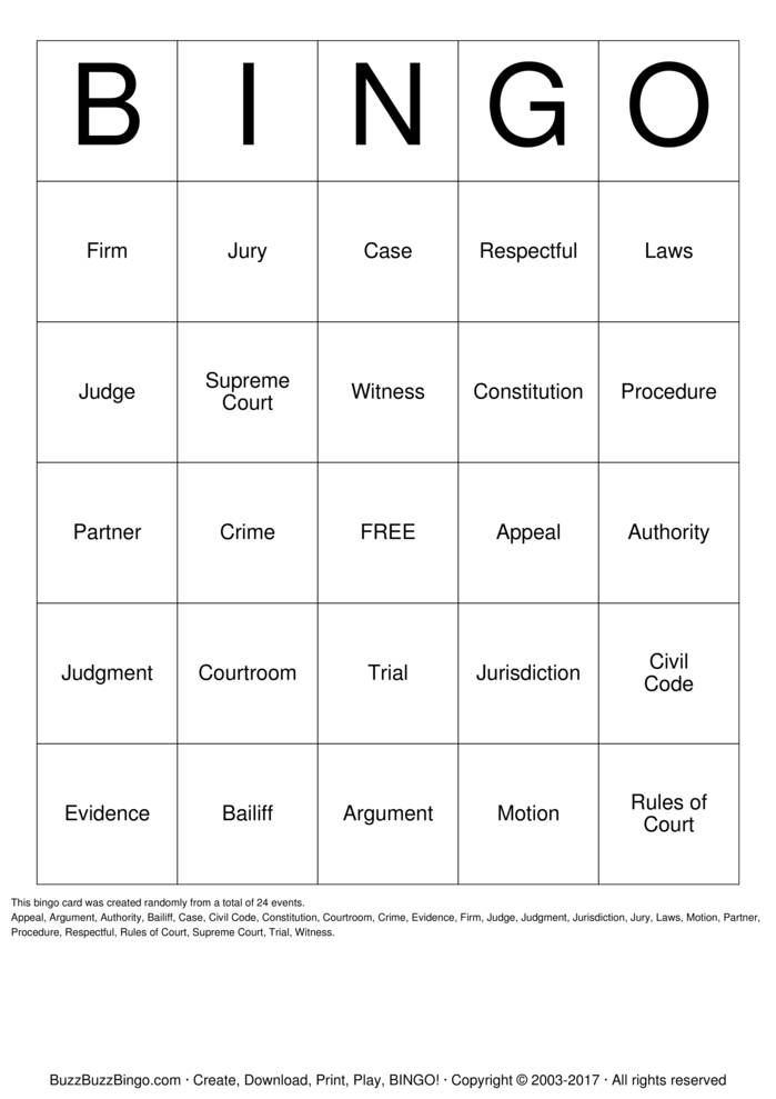 Download SuperBowl Bingo Bingo Cards