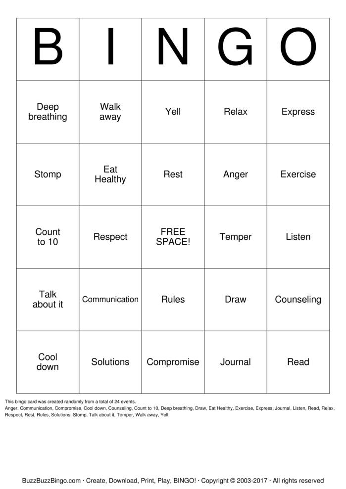 17678 on Bingo Worksheets