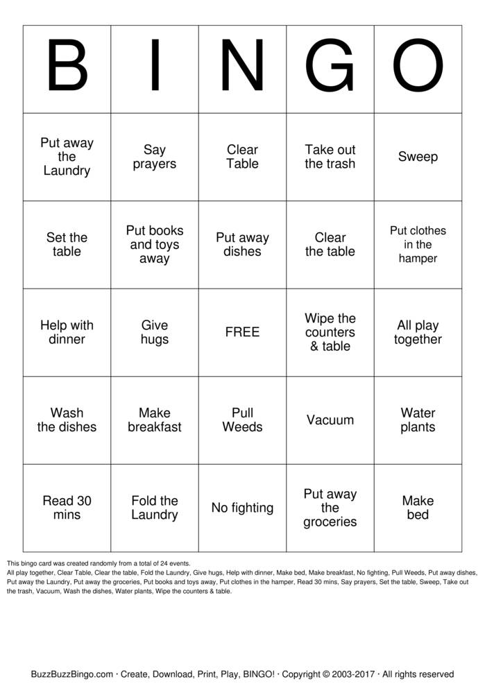 Download Human Scavenger Hunt Bingo Cards