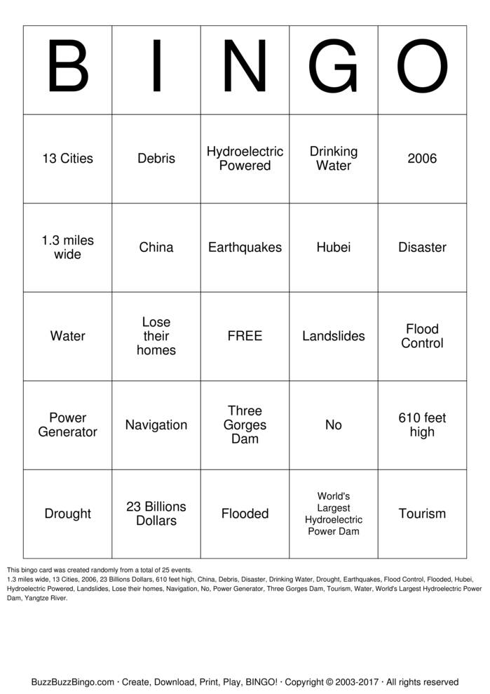 free bingo card maker no download