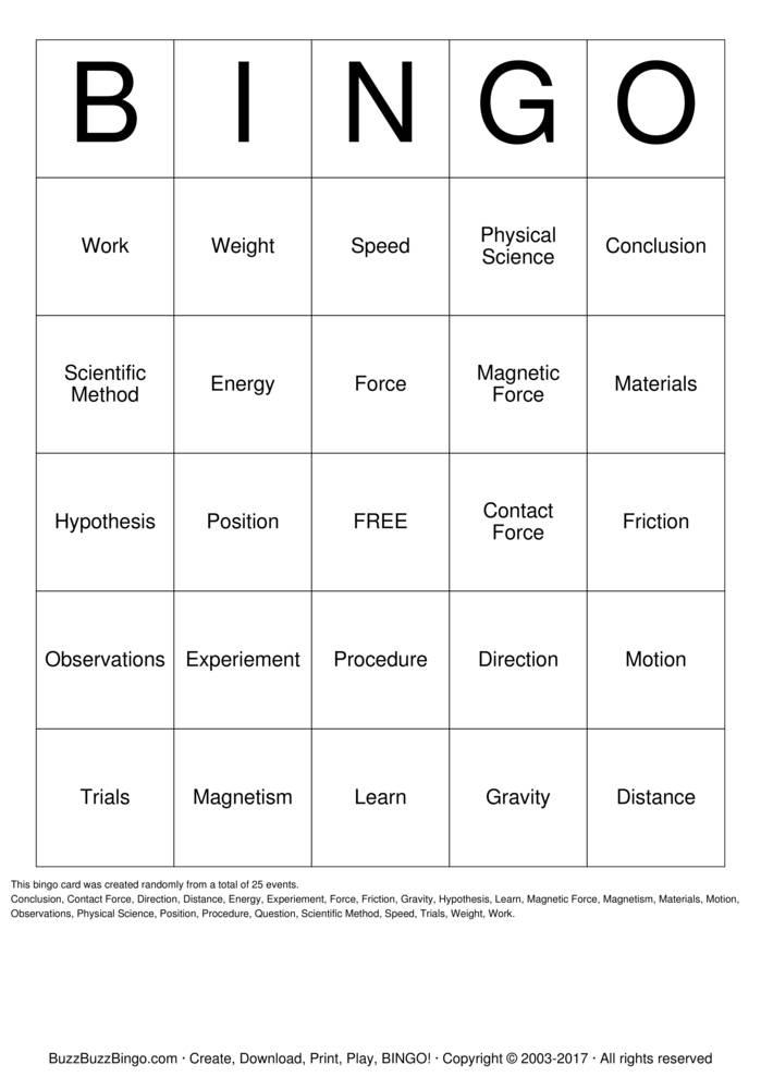Scientific Method Activity: A Scientific Method Game   Scientific ...