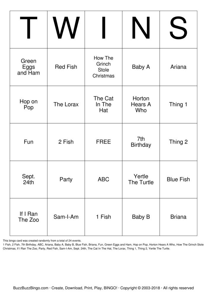 Download grinch Bingo Cards