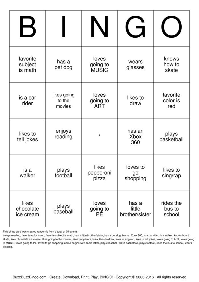 download human bingo bingo cards