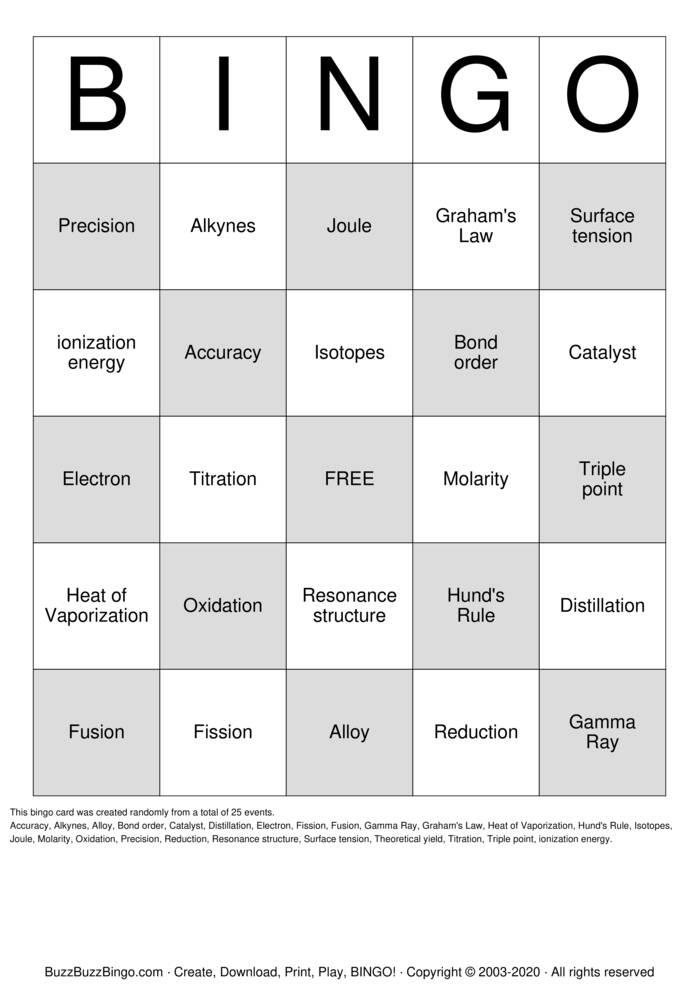 Download Free New hire Bingo Cards