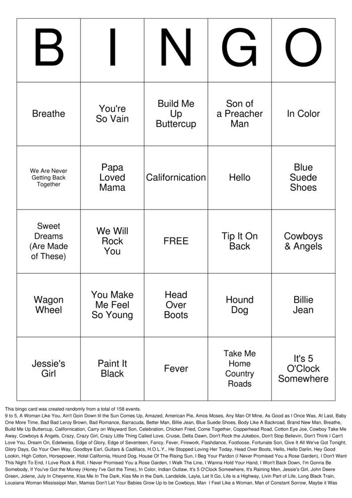 Download Free Biozyme Bingo Bingo Cards