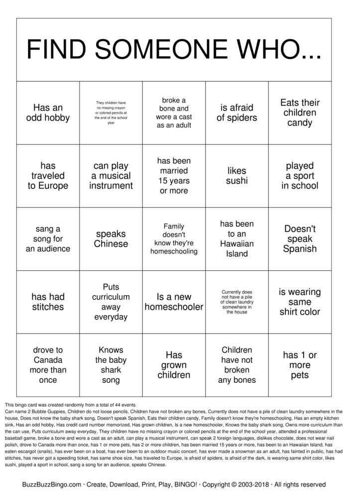Download Free HEARTS Picnic Bingo Cards