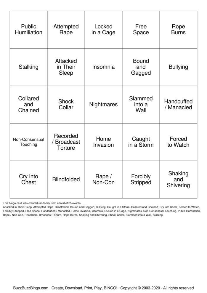 Download Free Numbers 1-25 Bingo Cards