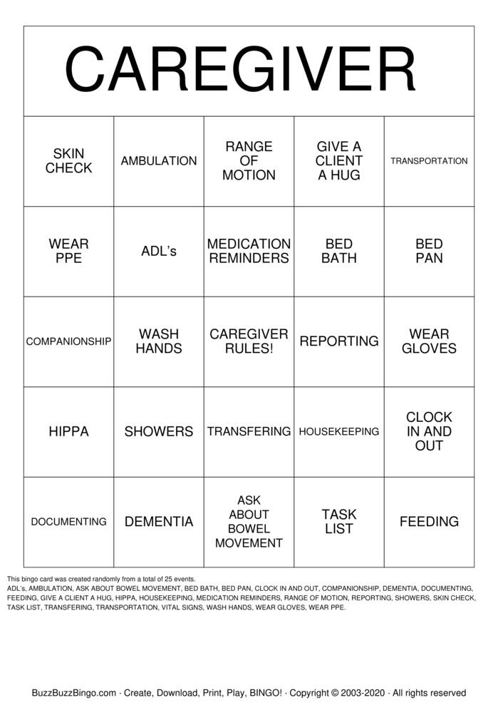 Download Free HAPPY BINGO Bingo Cards