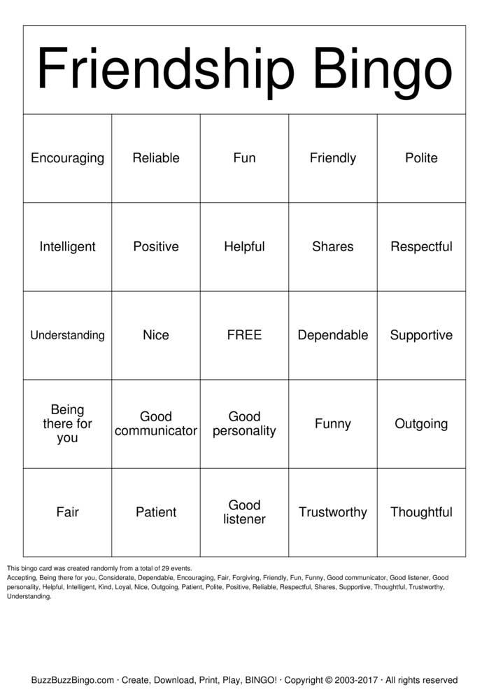 Custom online bingo game free