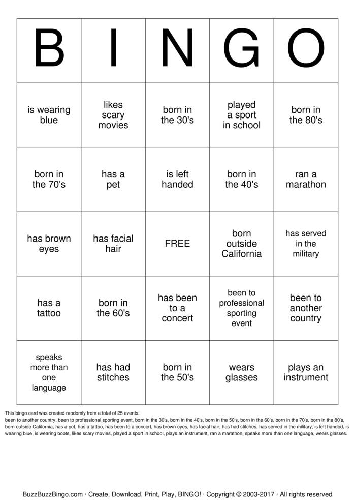 Download Free howdy Bingo Cards
