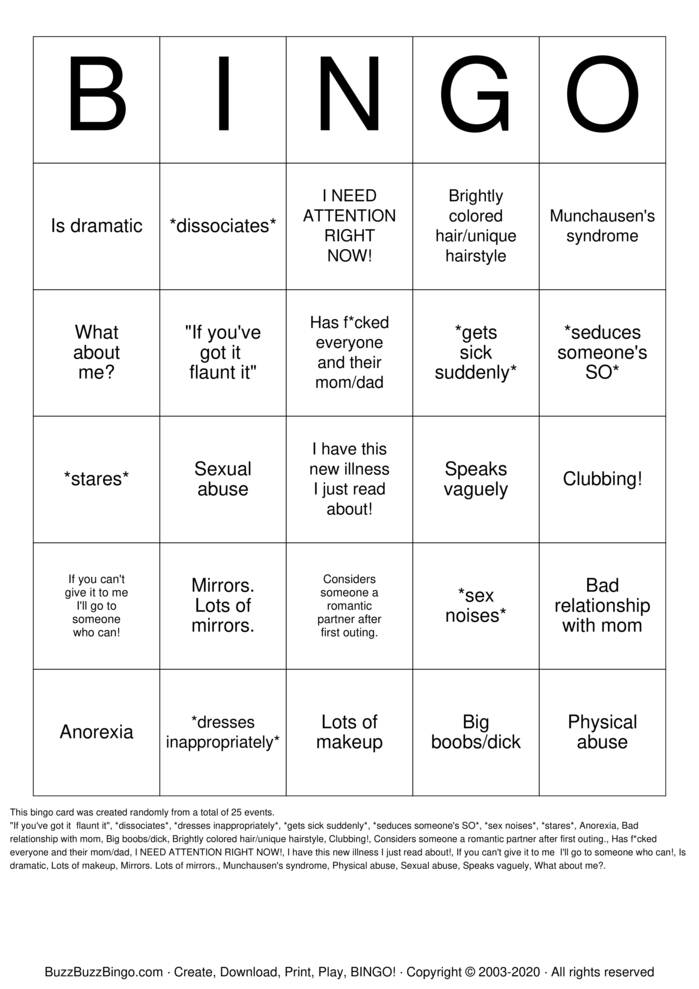 Download Free HPD Bingo Bingo Cards